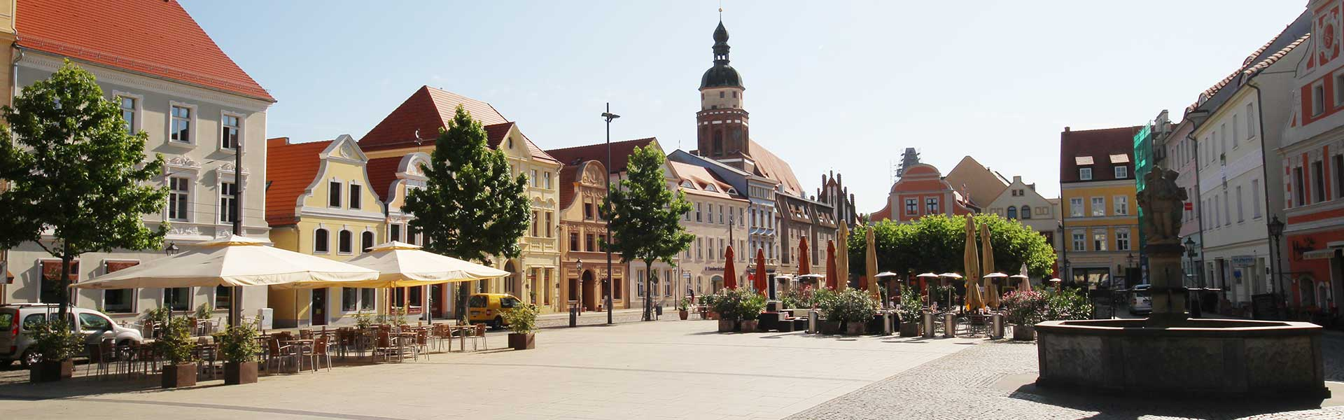 Schiemenz Haus- und Hofbetreuung, Ihre Hausverwaltung in Cottbus und Umgebung, Cottbuser Altmarkt